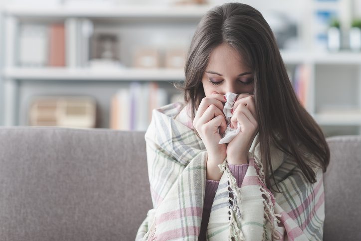 วิธีดูแลสุขภาพของคนที่แพ้อากาศ